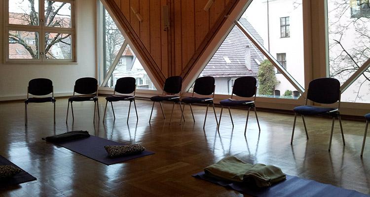 Beneficios del intercambio entre una escuela y un centro de meditación - Centro 2