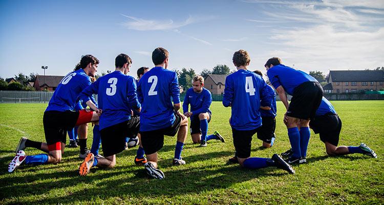 Intercambios entre disciplinas (fútbol y cocina) - Equipo
