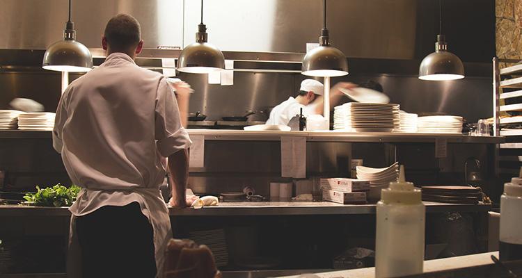 Intercambios entre disciplinas (fútbol y cocina) - Restaurante