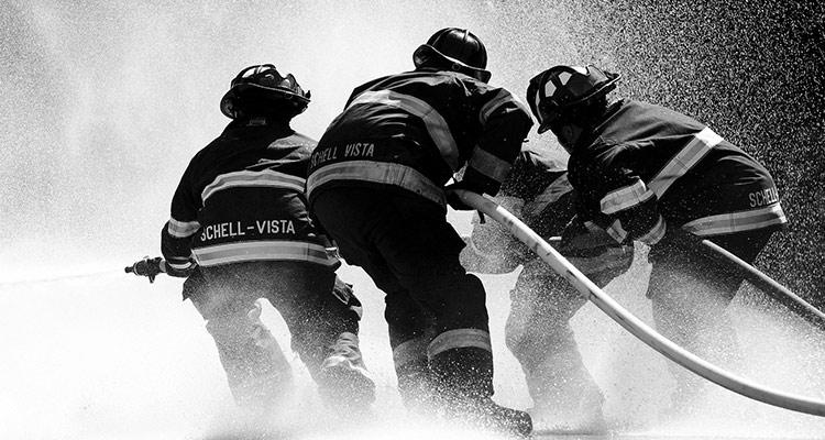 Intercambios profesionales entre bomberos - Portada