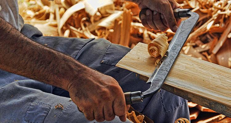 Intercambios entre disciplinas: marketing y artesanía (Madera)