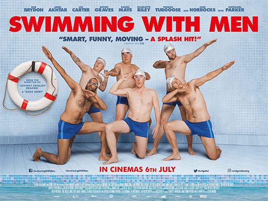 Doing an exchange, a chance to break stereotypes - Swimming With Men