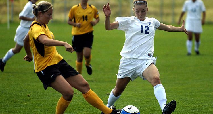 Intercambio entre escuelas de fútbol - Equipo femenino