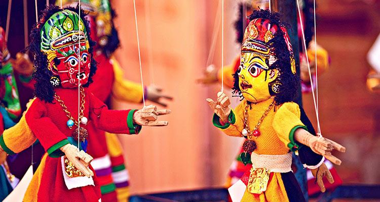 Los beneficios educativos del teatro: de las aulas a un intercambio (Marionetas)
