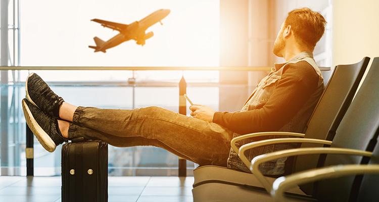 Cómo organizar un intercambio barato y fácil - Aeropuerto (Avión)