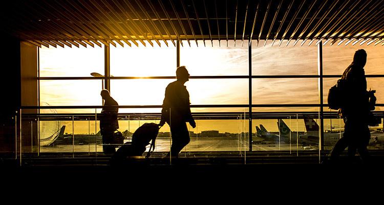 Cómo organizar un intercambio barato y fácil - Aeropuerto
