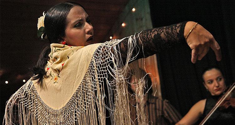 Intercambio de bailes tradicionales - Flamenco