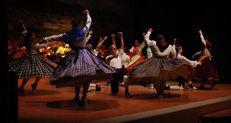 Intercambio de bailes tradicionales - Jota aragonesa