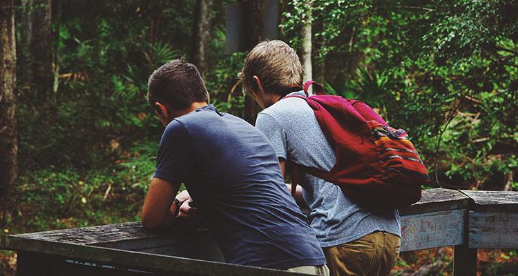 Intercambio para combatir el fracaso escolar - Excursión