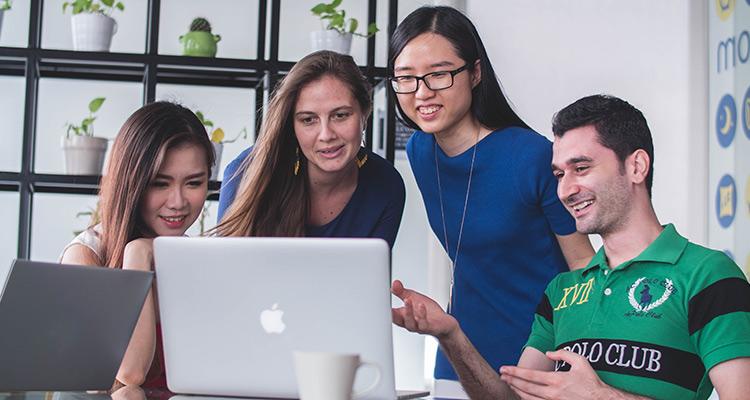 Beneficios de una empresa diversa - Trabajo