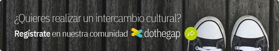 realizar intercambio cultural dothegap