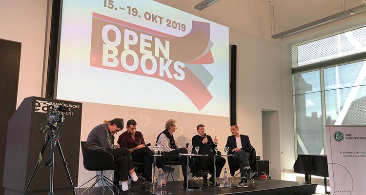La selección alemana de escritores, referente de intercambio cultural - Seleccionador