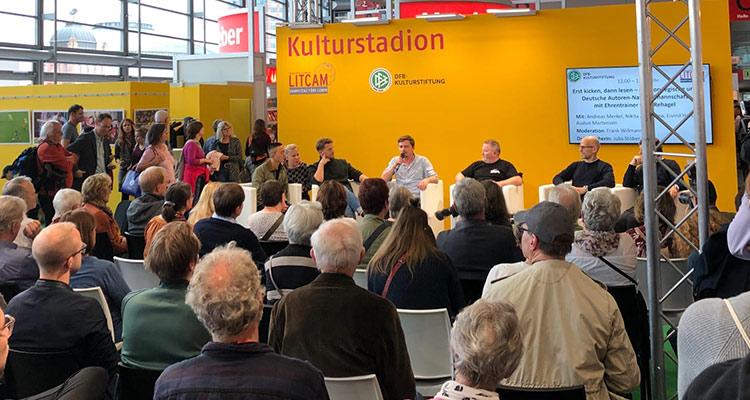 La selección alemana de escritores, referente de intercambio cultural - Kulturstadion