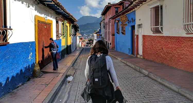 Intercambios culturales para acabar con el racismo y los prejuicios - Viajera