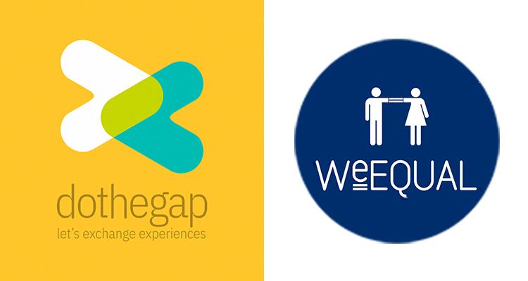 Dothegap y WeEQUAL, una colaboración que promueve la diversidad – Logos 3