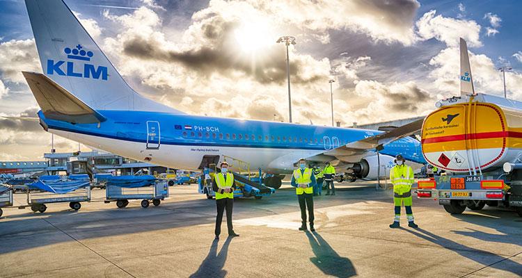 Cómo viajar en avión de manera más sostenible - Repostaje