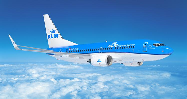 Conoce el programa de KLM para impulsar combustible y vuelos sostenibles - Avión