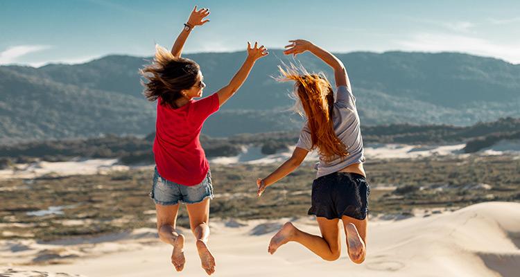 El intercambio cultural y su repercusión positiva en el bienestar emocional de los jóvenes - Salto