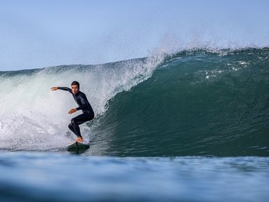 Surfing in the Basque Country! €10