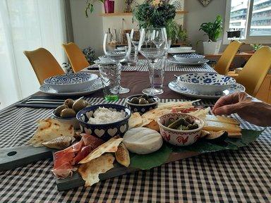 Catalan cuisine in El Masnou (Barcelona) €10