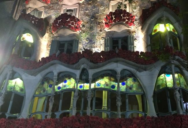 Cultural exchange in Barcelona €10