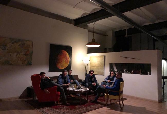 Intercambio profesional de pintura al fresco €10